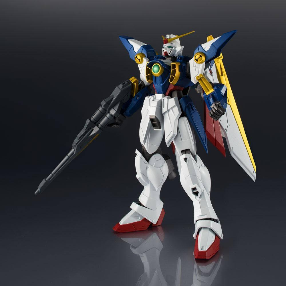 Bandai Mobile Suit Gundam Wing Xxxg-01W Wing Gundam Action Figure