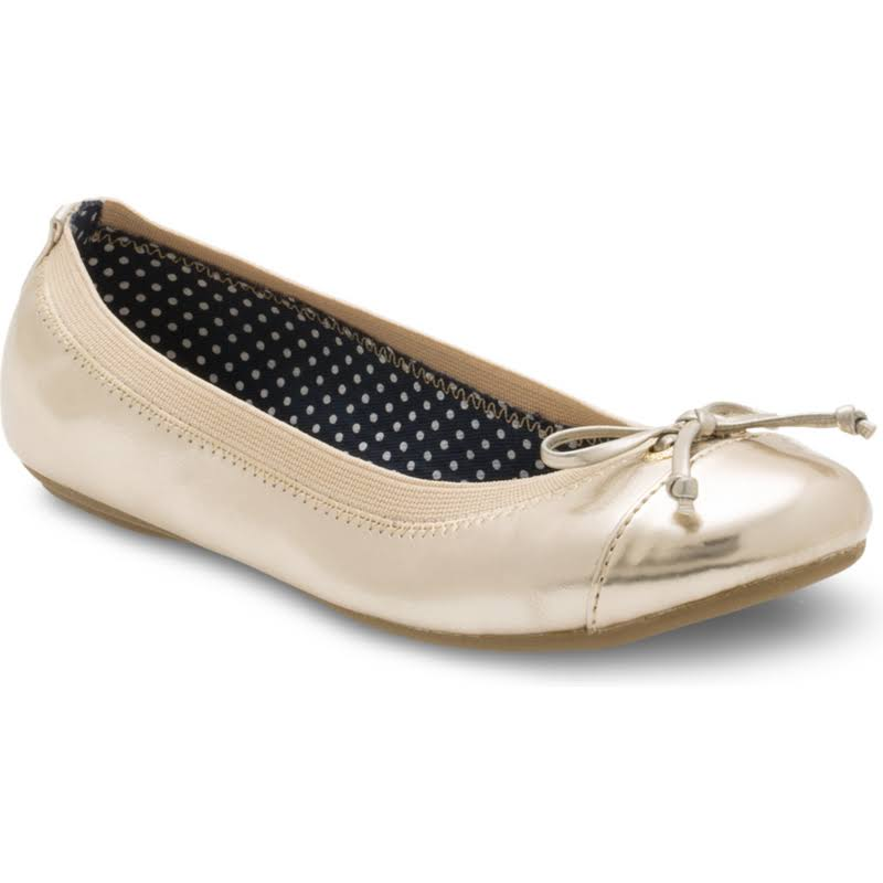 Sperry Kids Elise Girls Shoes - Gold