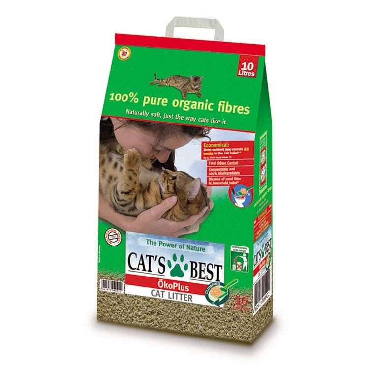 Cat's Best Cat Litter