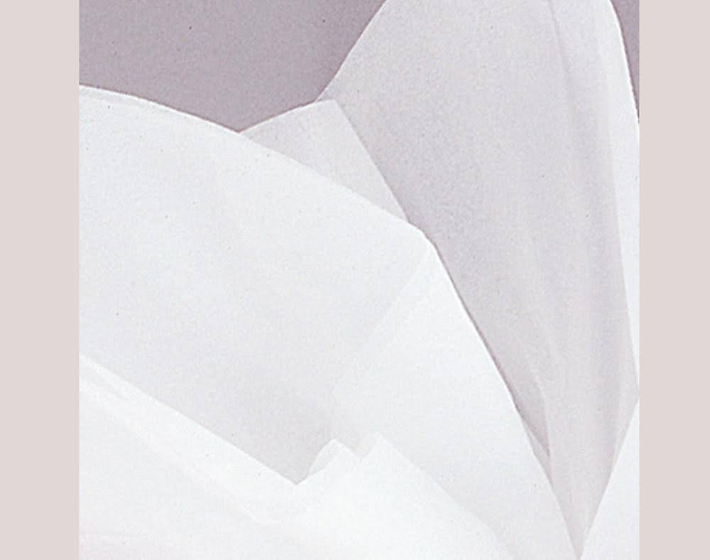 Unique Industries Tissue Gift Wrap - White, 10 Sheets