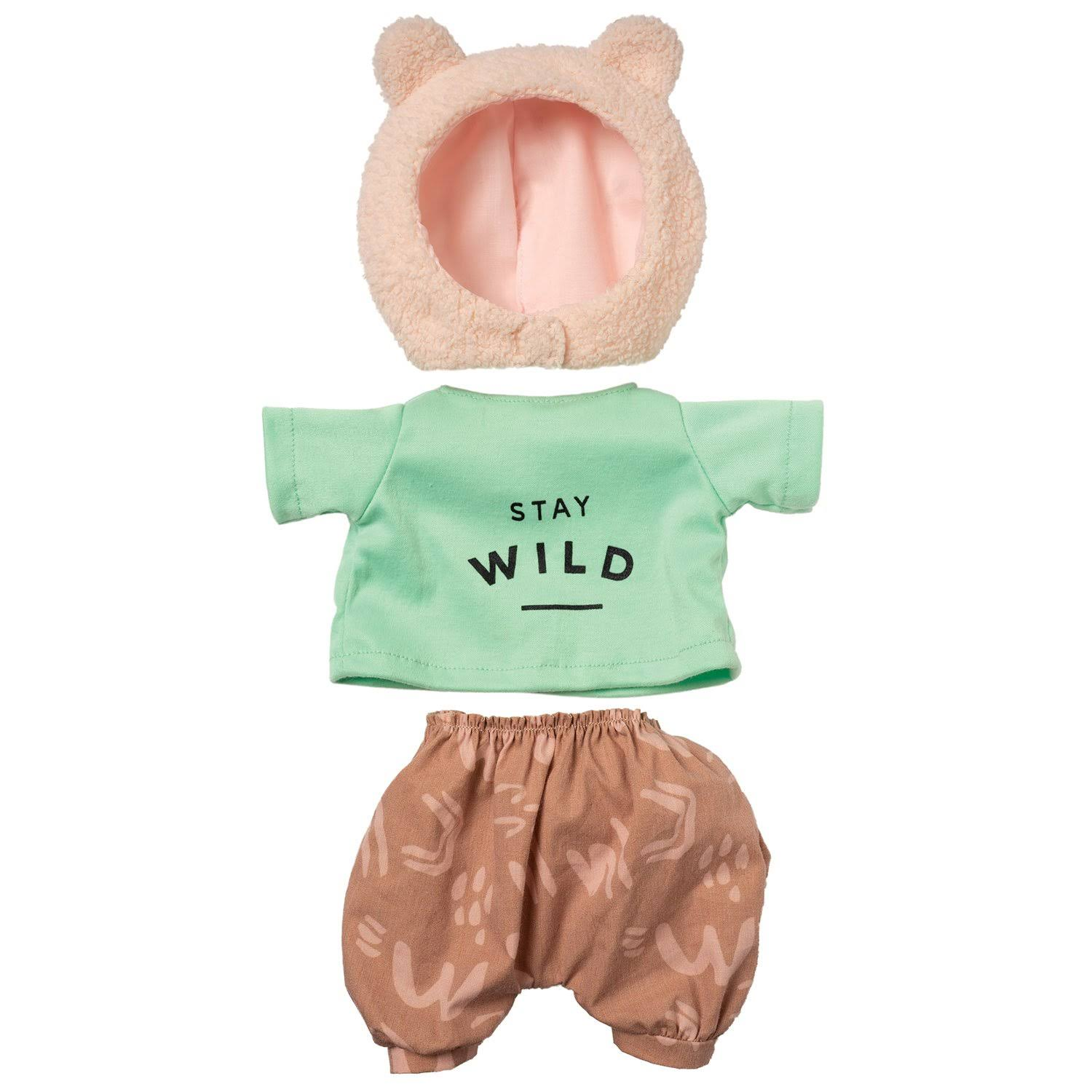 "Manhattan Toy Baby Stella Stay Wild Baby Doll Clothes for 15"" Soft Baby Dolls"