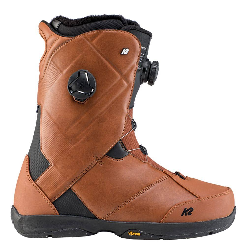 K2 Maysis Snowboard Boot Brown 10.5