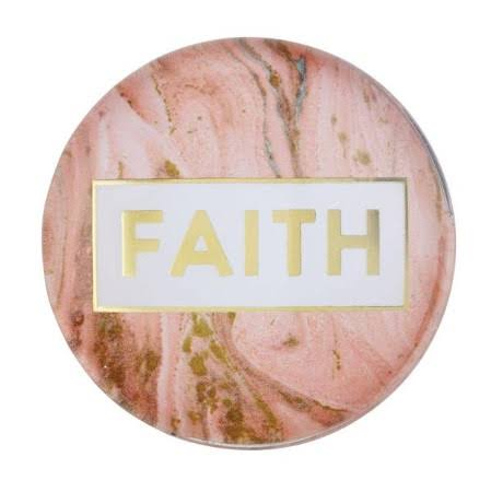 Heartfelt 146359 1.5 in. Magnet Christian Verse - Faith