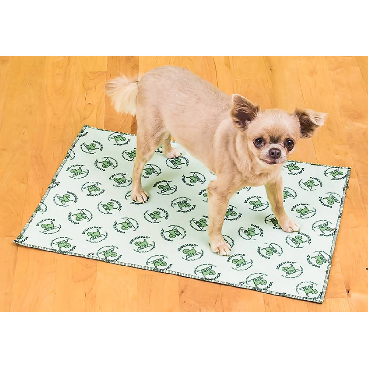 "PoochPad - Indoor Turf Dog Potty Replacement Pad 2 Pack 16""x24"""