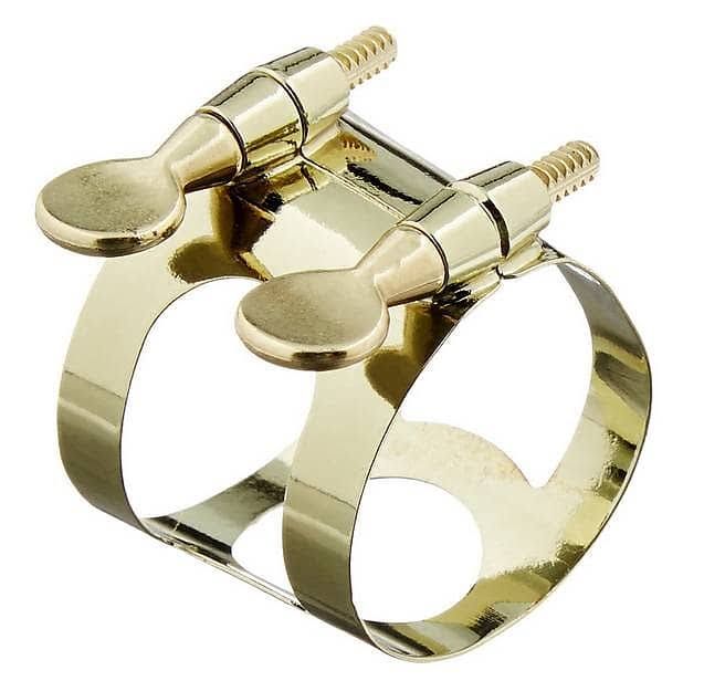 American Plating 336G Tenor Sax Gold Ligature