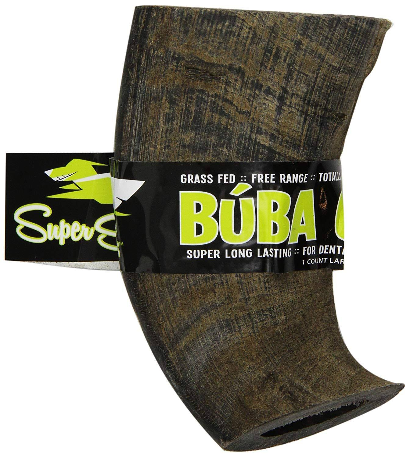 Super Snouts Water Buffalo Horn Dog Chew