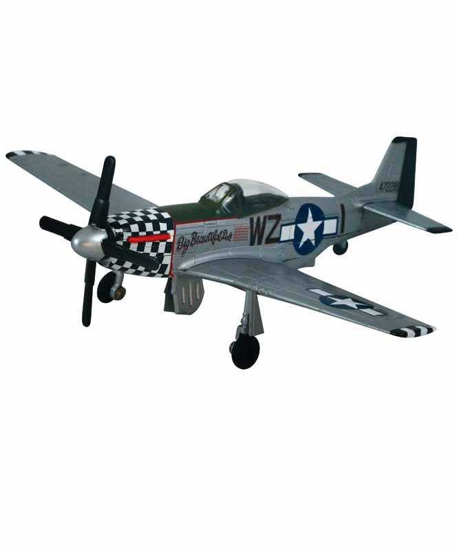 Smithsonian Museum Replica Series - P-51 Mustang - 1:48 Scale
