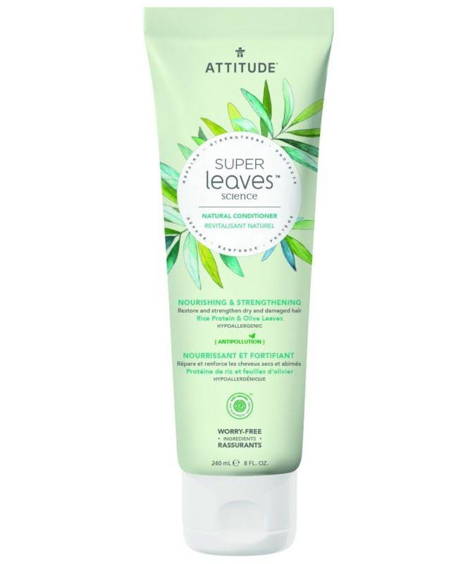 Attitude Live Consciously Super Leaves Science Natural Conditioner - 240ml
