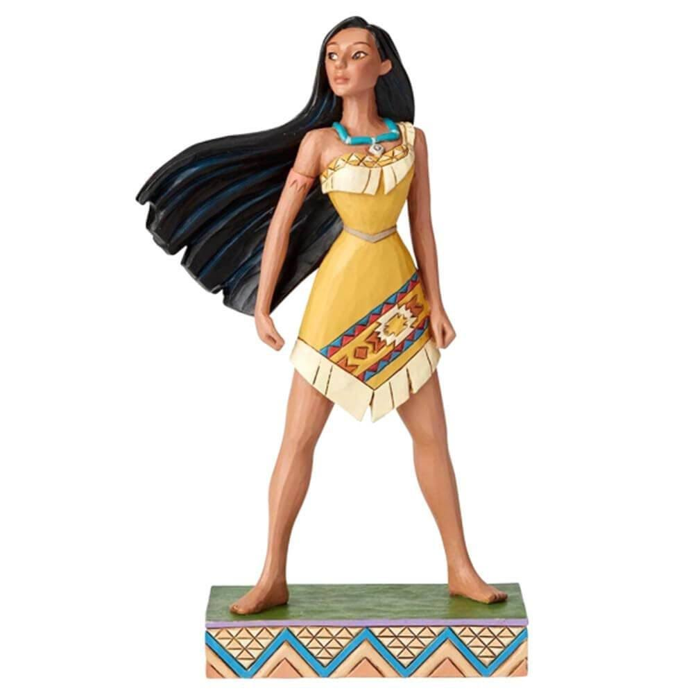 Disney Traditions Pocahontas Passion Statue