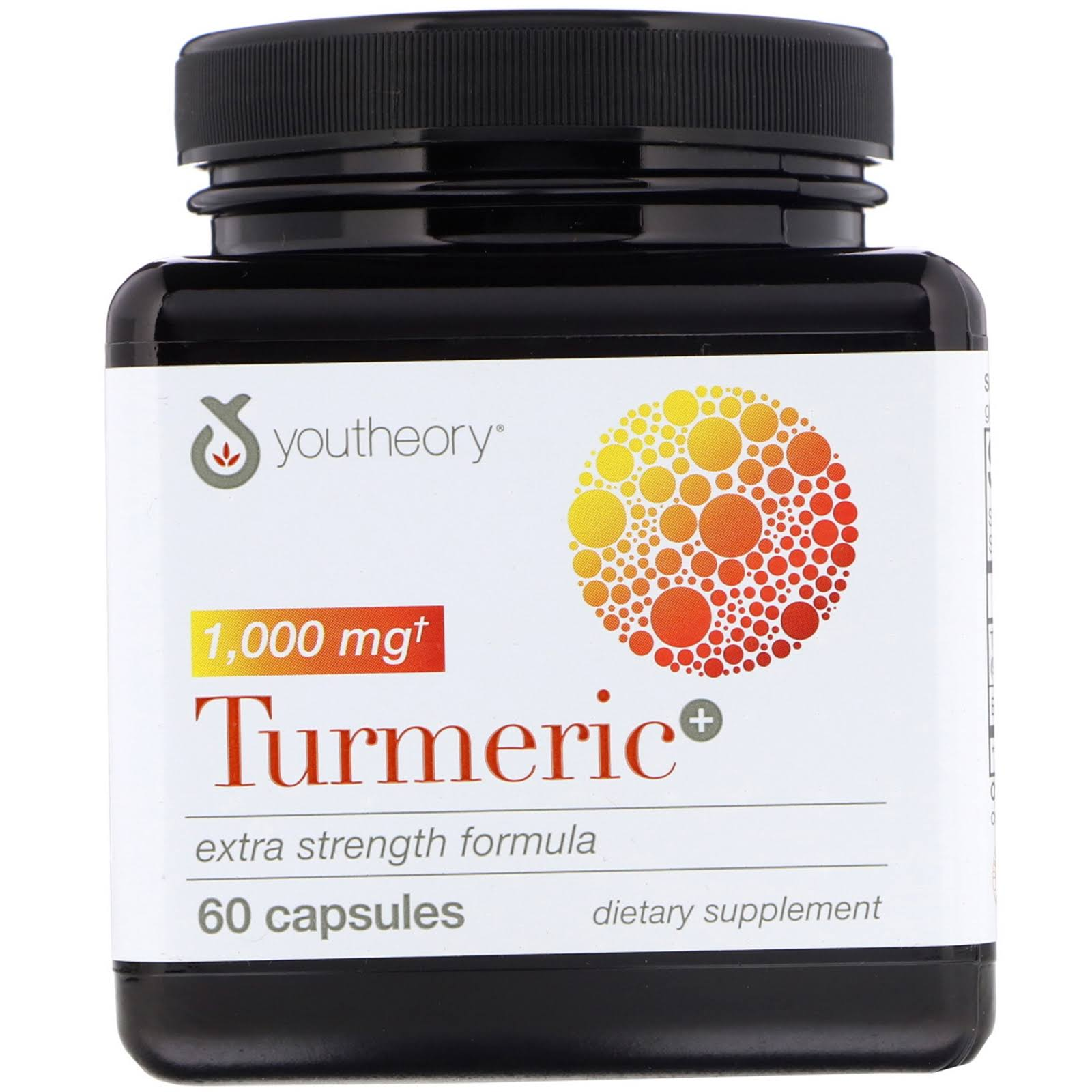 Youtheory - Turmeric Extra Strength | 60 Count
