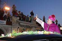 архиепископ Пол Кремона возглавил Мессу в честь движения «Семья без развода»