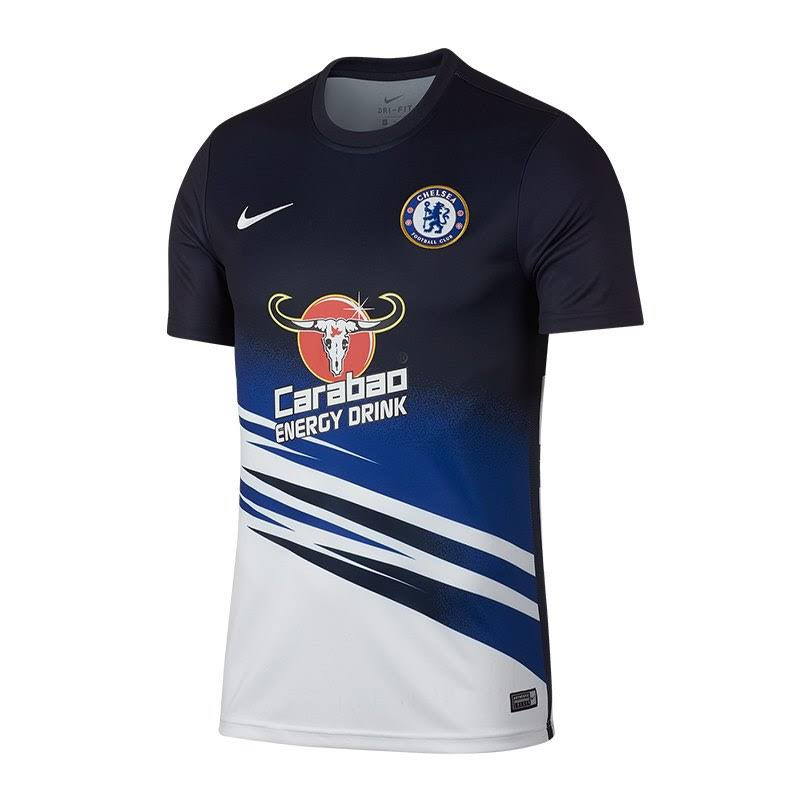 Chelsea Nike 2019/20 Dry Performance Pre-Match Top - White