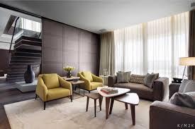 Elegant Penthouse Apartment 1 by Keith Interior Design & M2K ...