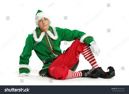men green clothes elf on white stock photo 490635595 shutterstock