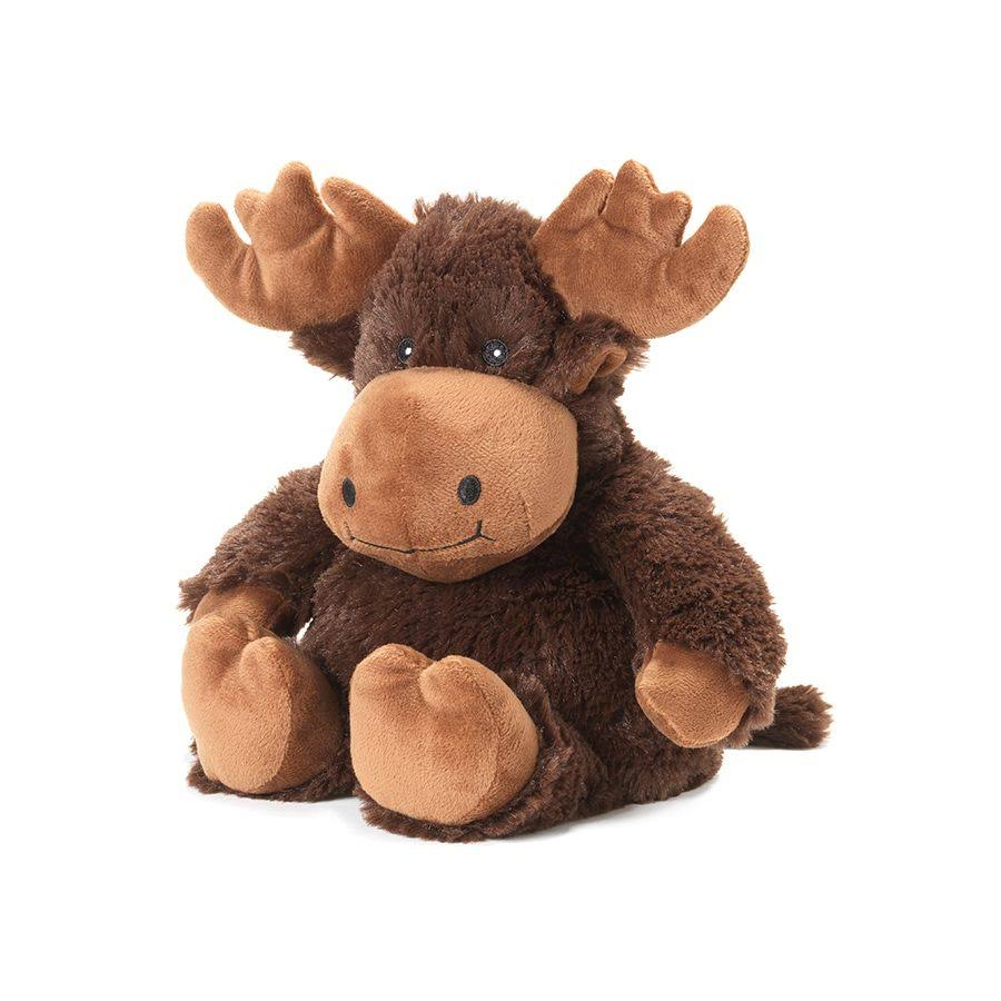 Warmies Cozy Moose Scented Plush