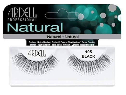 Ardell Natural False Lashes - 105 Black