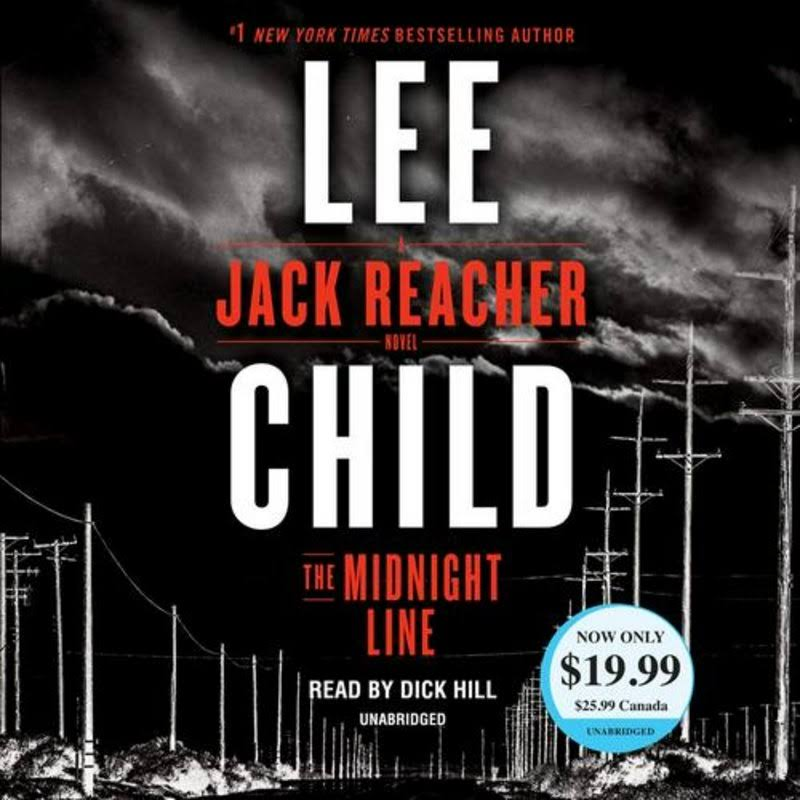 The Midnight Line: A Jack Reacher Novel [Book]