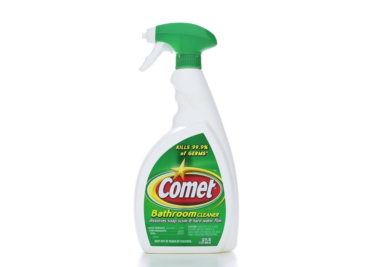 Comet Bath Cleaner Spray - 32oz