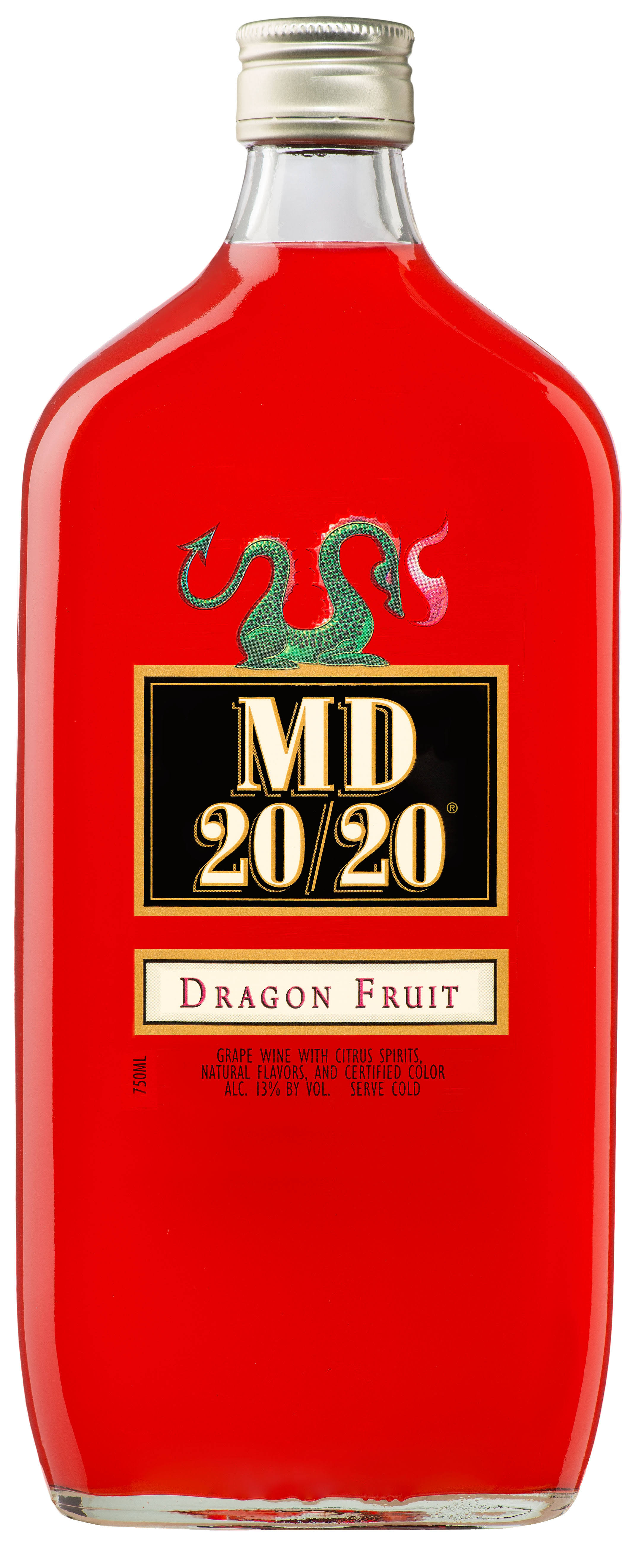 MD 20/20 Dragon Fruit Flavored Wine - 750ml