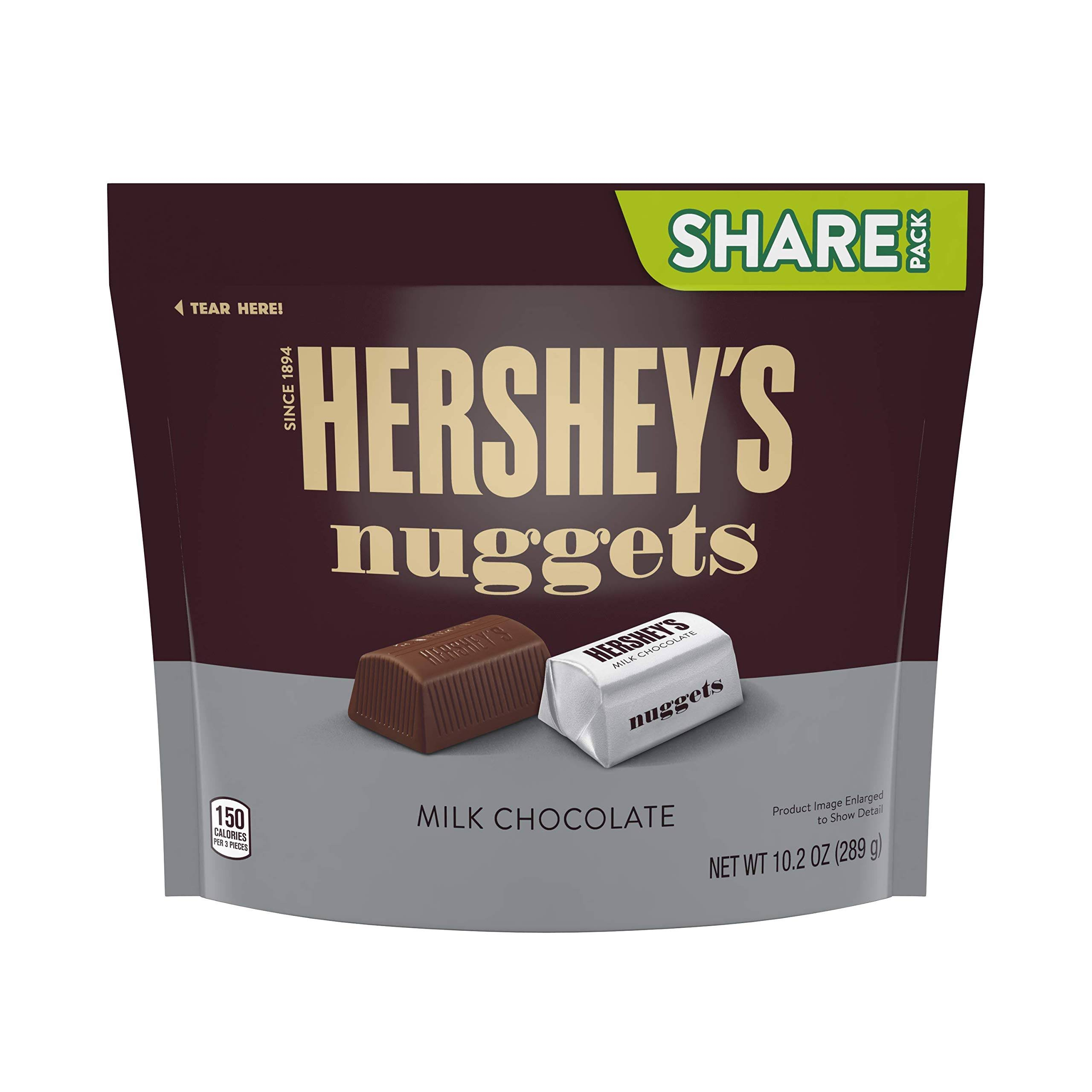 Hershey's Nuggets Milk Chocolate Candy - 289g