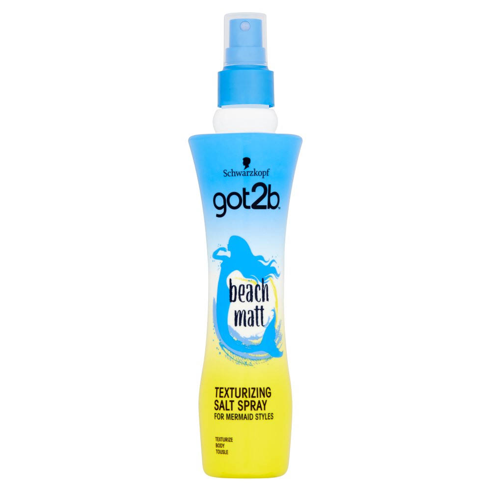 Schwarzkopf Got2b Beach Matt Salt Spray 200ml