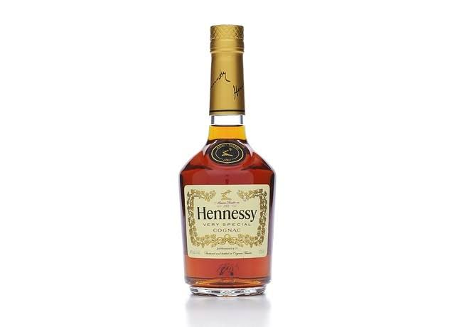 Hennessy VS Cognac - 80 Proof