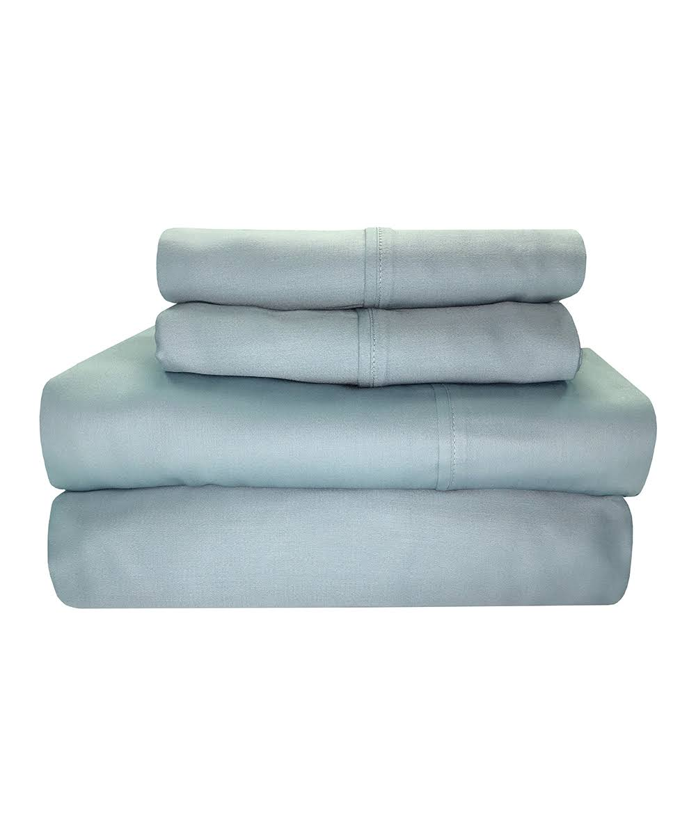 Sttelli Siesta Full Bed Sheet Set, Periwinkle