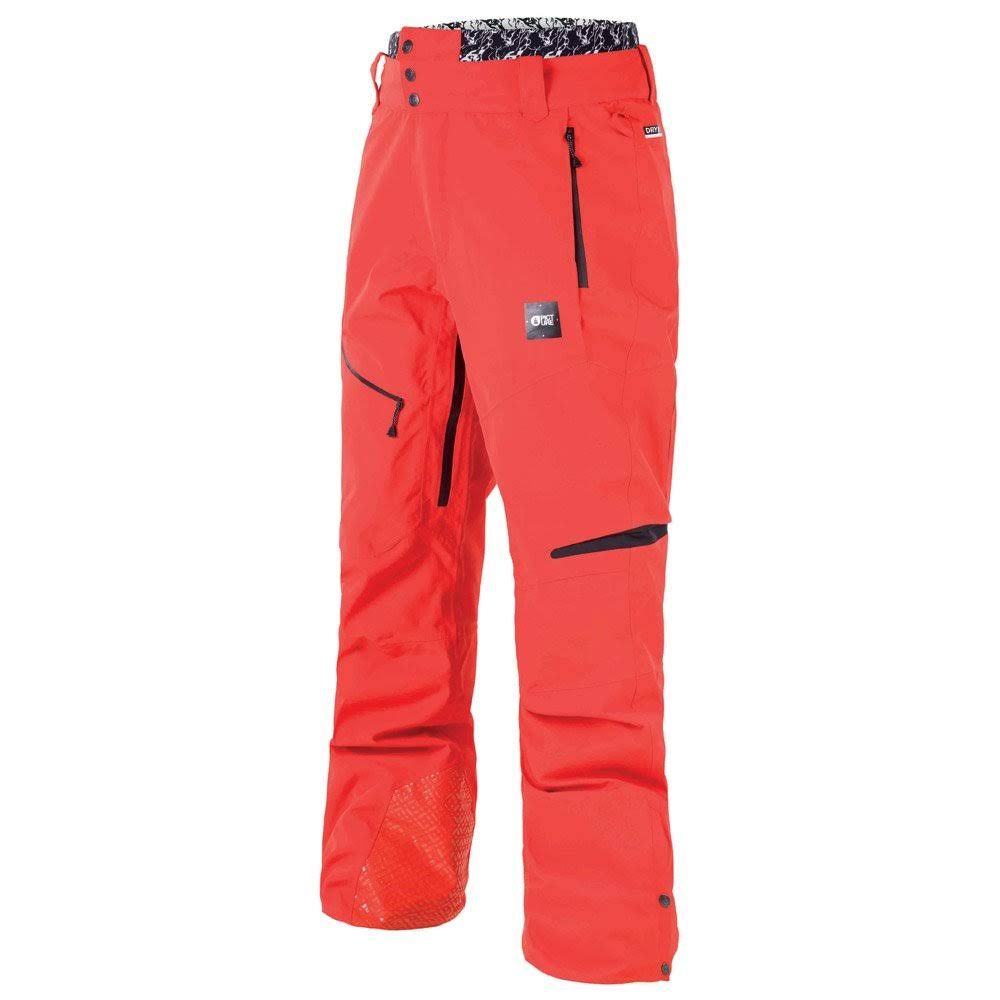 Picture Track Pants Men Red L