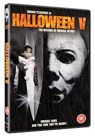 Marlon Wayans Halloween Kick by Danielle Harris Kevinfoyle