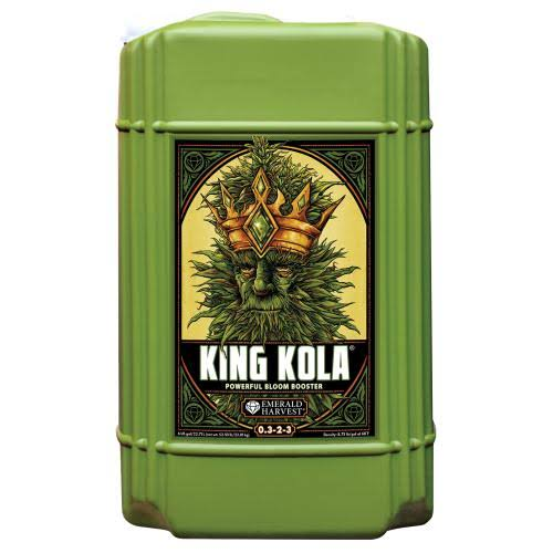 Emerald Harvest King Kola - 6gal