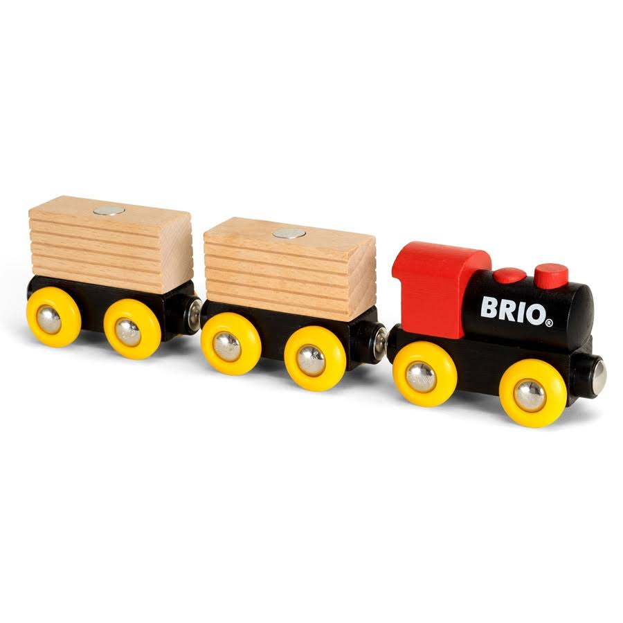 Brio Classic Series Train Pack