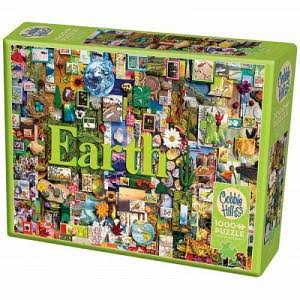 Cobble Hill: Earth 1000 Piece Jigsaw Puzzle