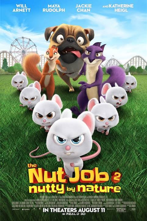The Nut Job 2: Nutty by Nature (2017) 750 MB Download Full Movie In HD For Free With Direct Link
