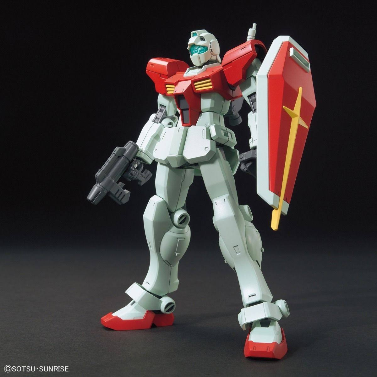 Bandai Gundam High Grade Build Fighters Model Kit - Scale 1:144