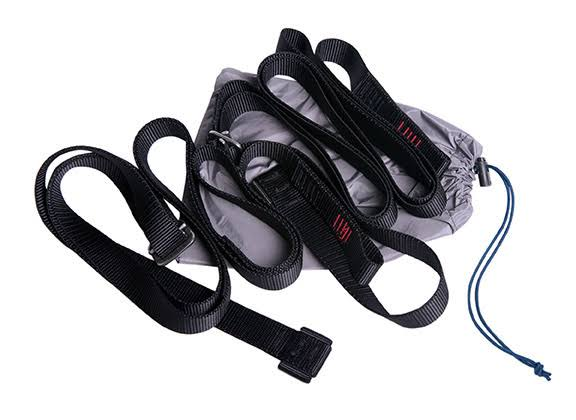 Therm a Rest Slacker Suspenders Hammock Hanging Kit - Black