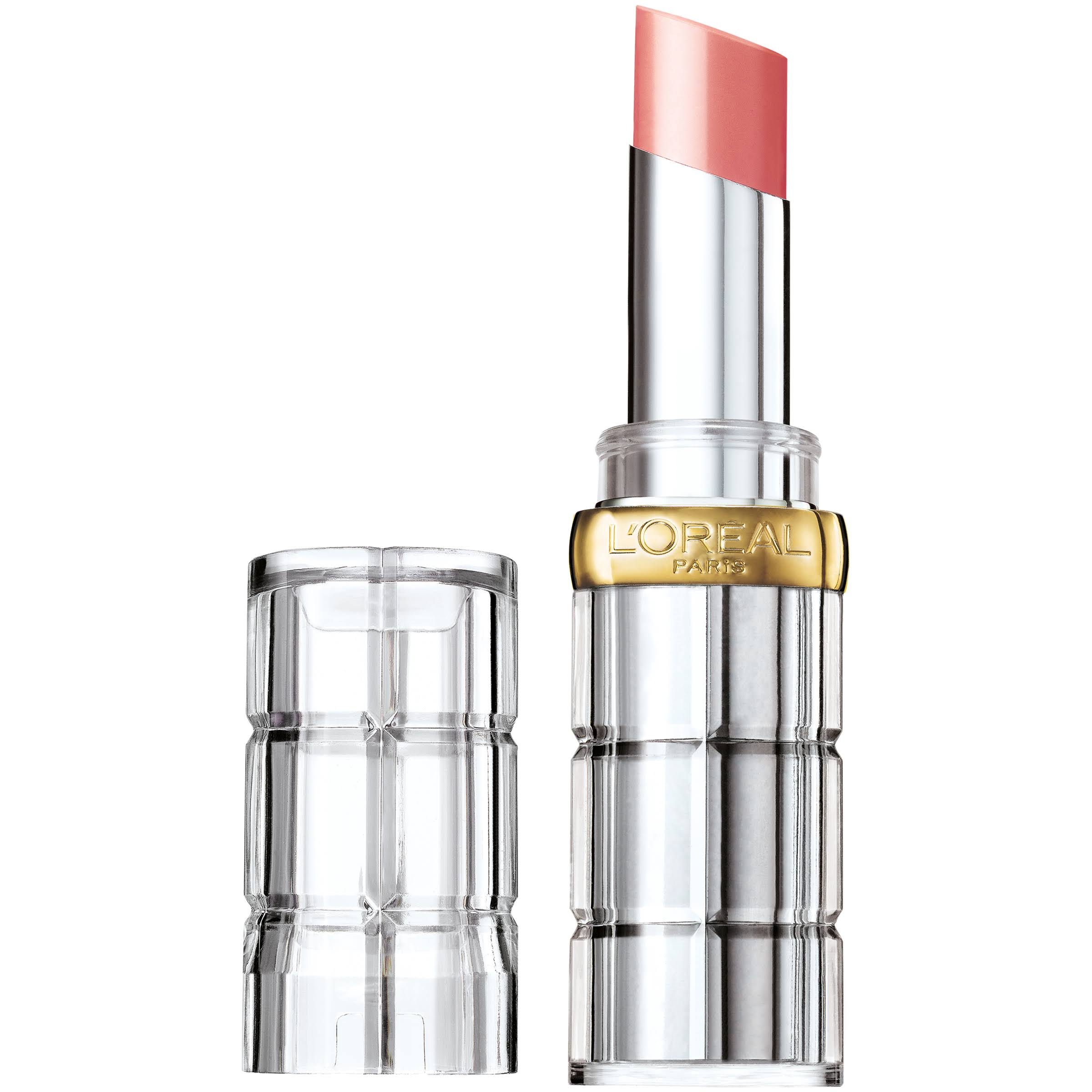 L'Oreal Paris Colour Riche Shine Lipstick - Sparkling Rose