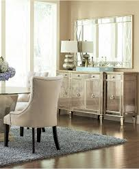 Macys Dining Room Furniture Collection by Omni Mirrored Buffet Buffet Mirror Furniture And Room