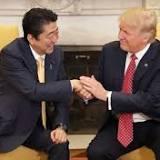 日米関係, ドナルド・トランプ, 日本