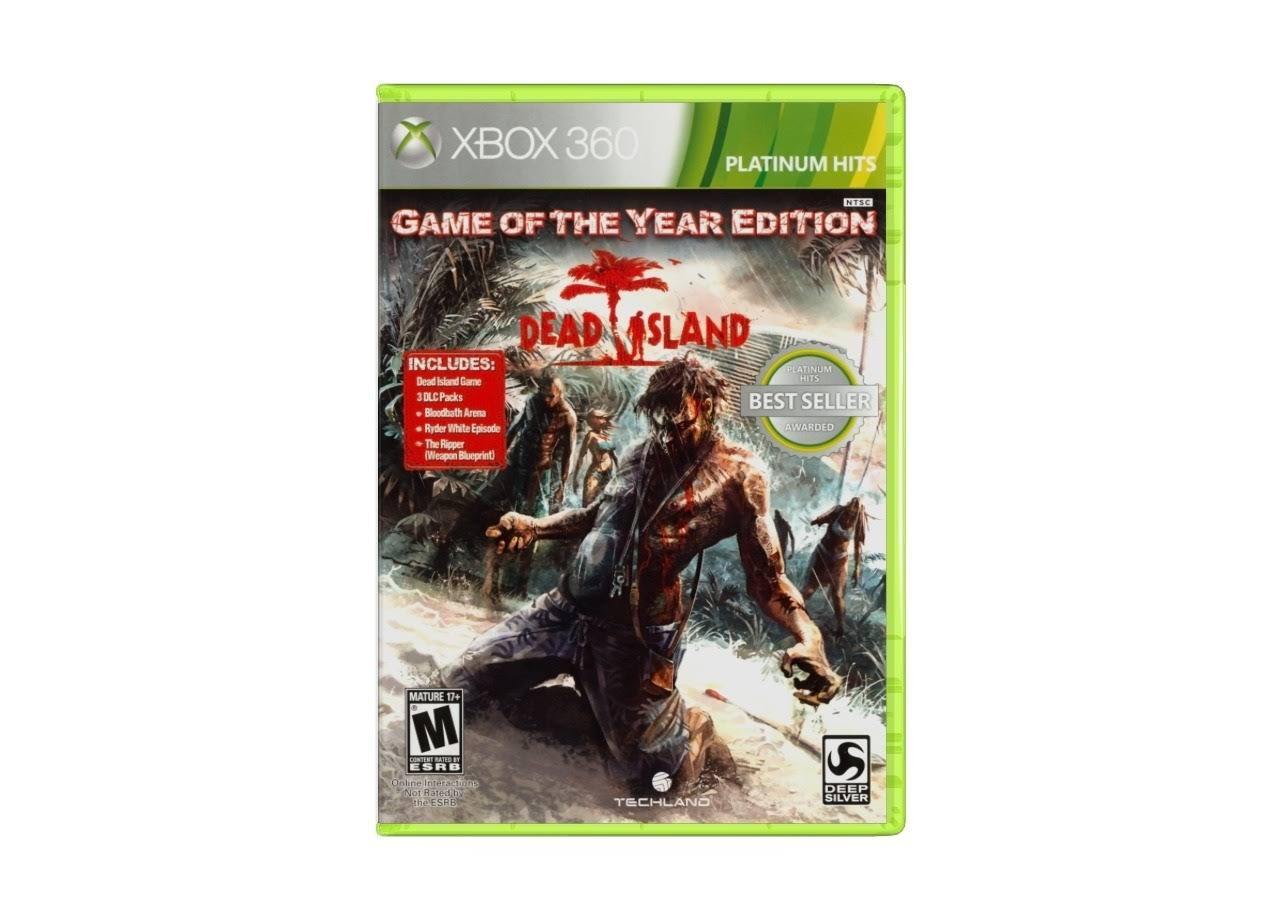 Dead Island: Game of the Year Edition - Xbox 360