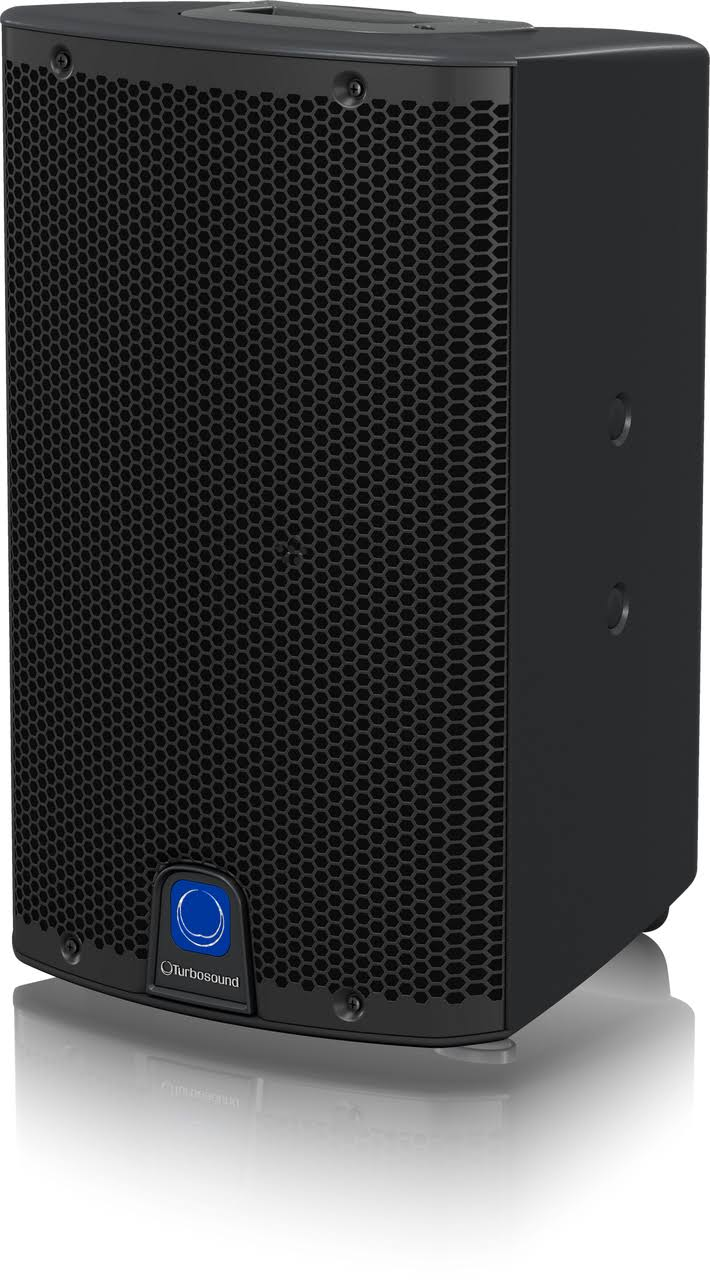 Turbosound Milan Two Way Powered Loudspeaker - 2500W, 8""