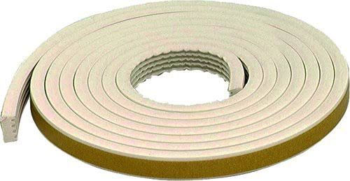 M-D Building Products Premium White Weatherstrip - 5/16 in x 10 ft
