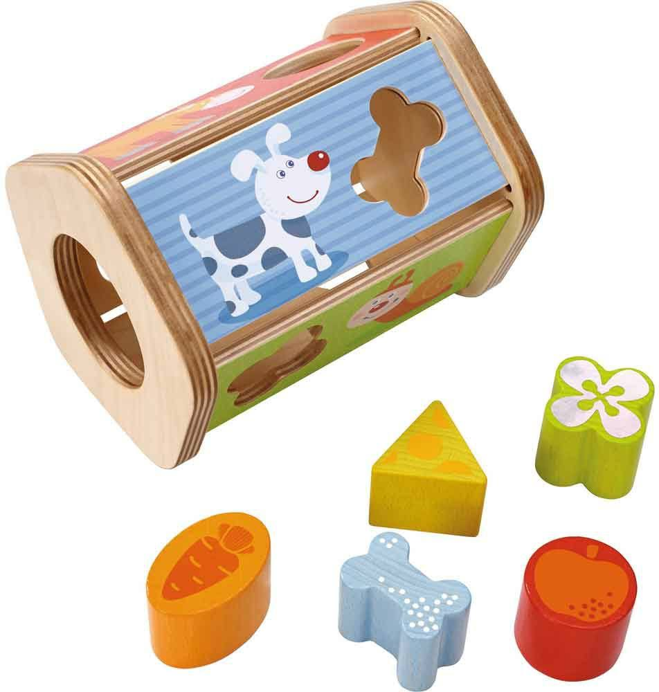 Haba Snack Stack Kids Shape Sorter