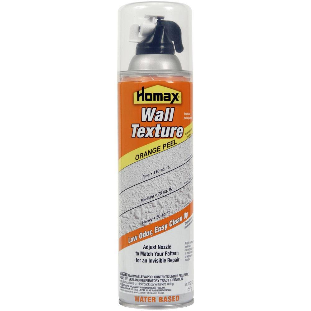 Homax Orange Peel Spray Texture - 20oz