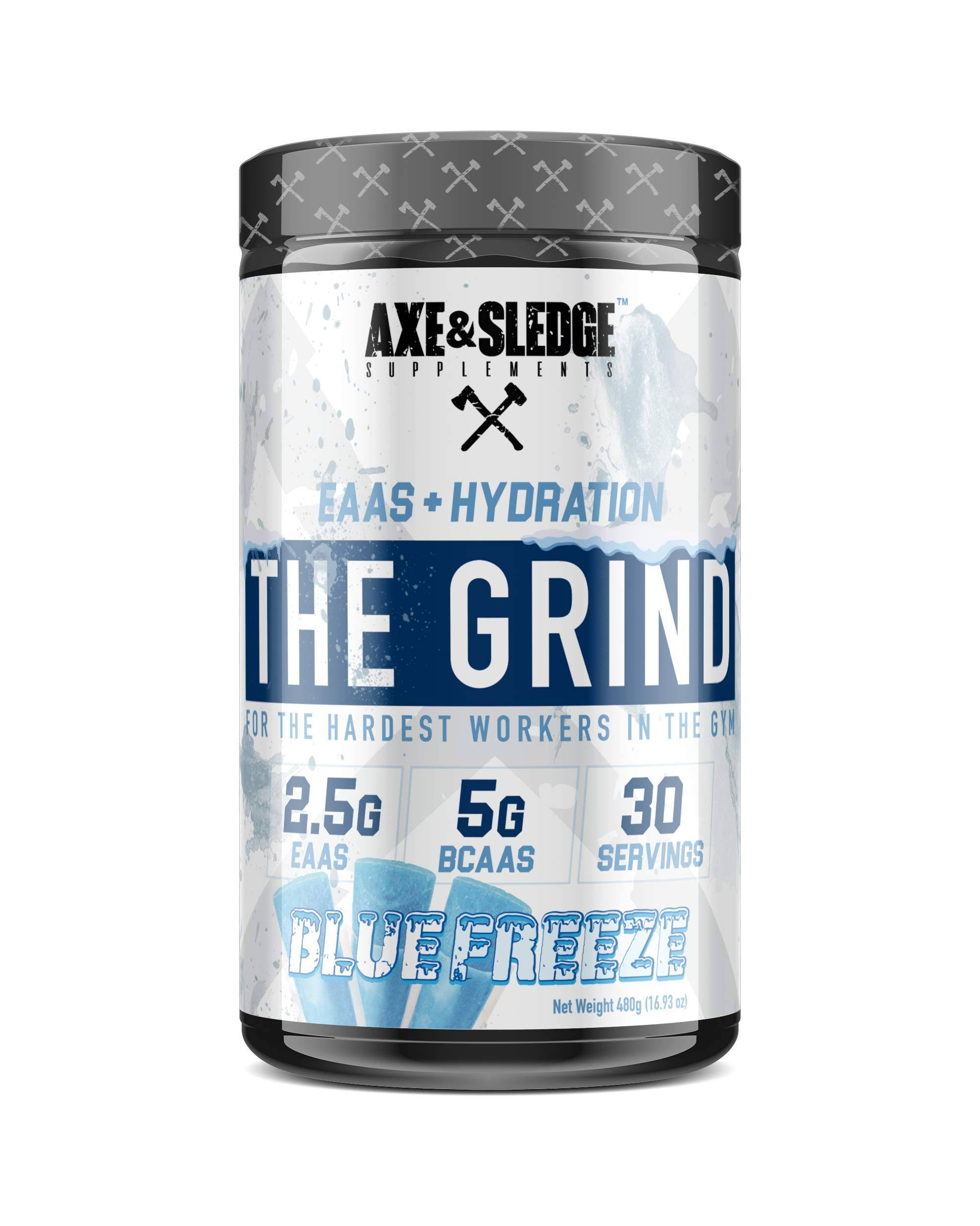 Axe & Sledge The Grind Blue Freeze
