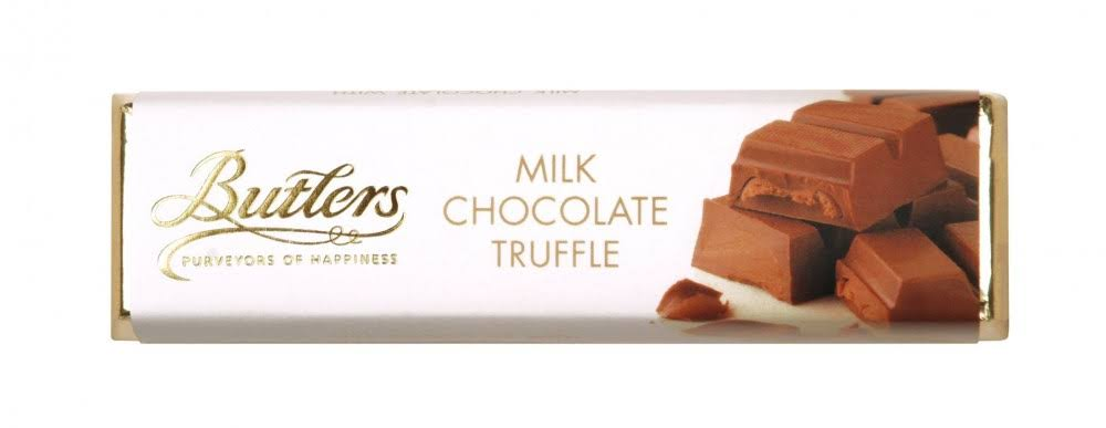 Butlers Irish Chocolate - Milk Chocolate Truffle
