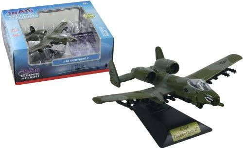 InAir Legends of Flight A-10A Thunderbolt II Model Kit