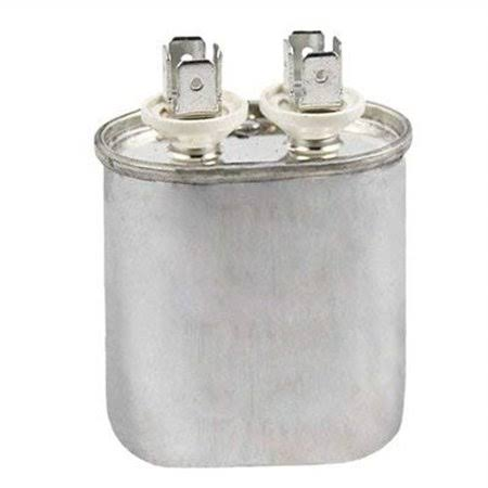 POC10A Titan HD 10MFD 370V Oval Run Capacitor