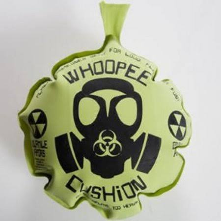 Mighty Whoopee Cushion 12""