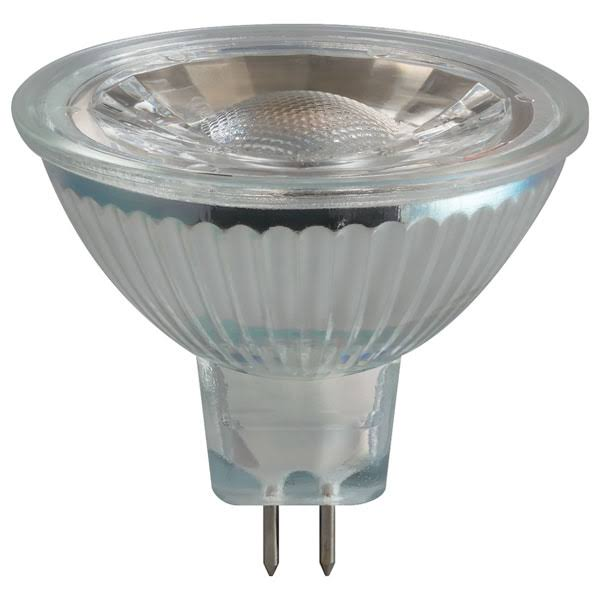 Crompton LED Glass MR16 Warm White Light Bulb - 5W