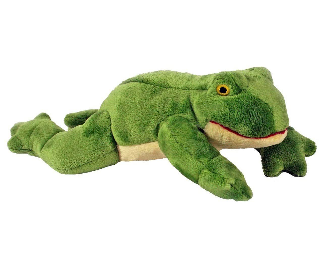 Fluff & Tuff Henry Frosch Henry The Frog Tuff Dog Toy